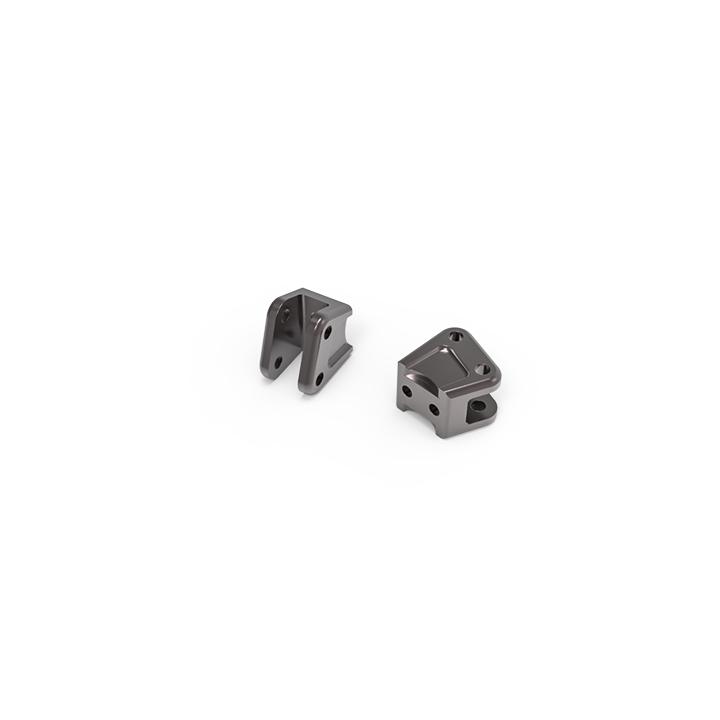 gm30103 01 GA60 Aluminum link mount (Titanium gray) GM30103